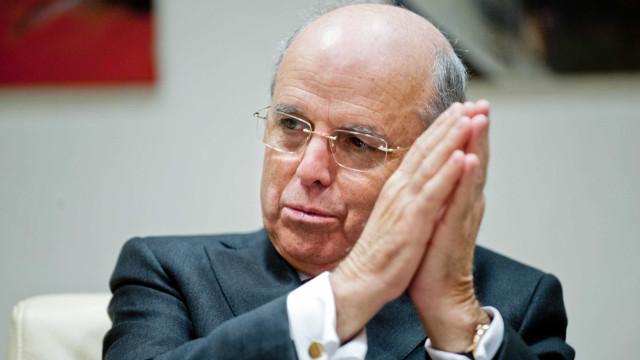 Governo decide. ASF é responsável por avaliar idoneidade de Tomás Correia