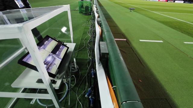 Atenção à novidade: Final da Taça da Liga vai ter dois videoárbitros