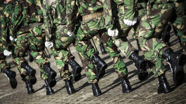 Comando acusado de matar colega fica em prisão preventiva