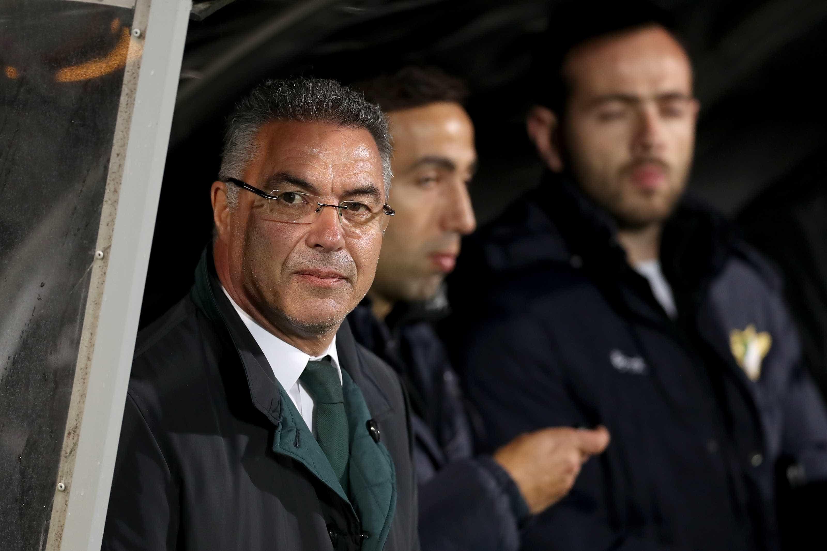 Oficial: Augusto Inácio é o novo treinador do Desp. Aves