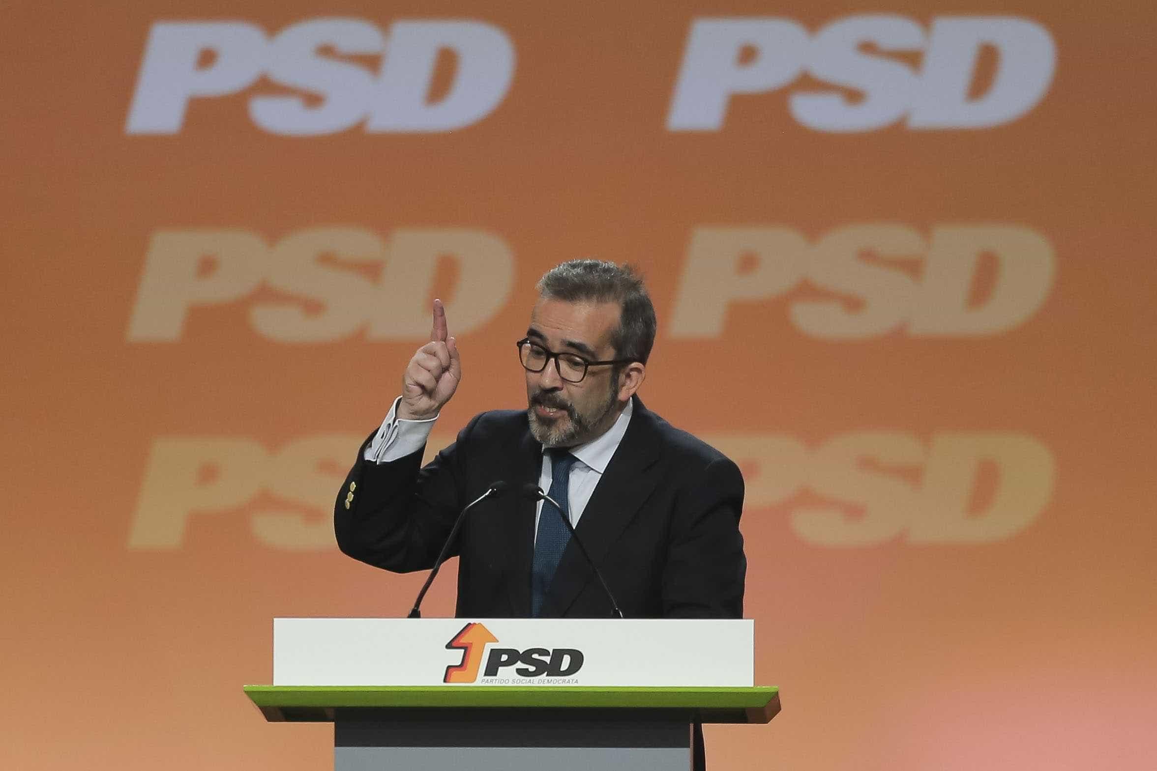 Rio, Moedas, Rangel e presidente do PPE na Universidade Europa do PSD