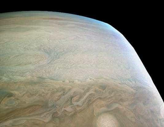 NASA partilha nova fotografia (incrível) de Júpiter