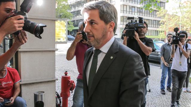 Tribunal volta a 'tramar' Bruno de Carvalho