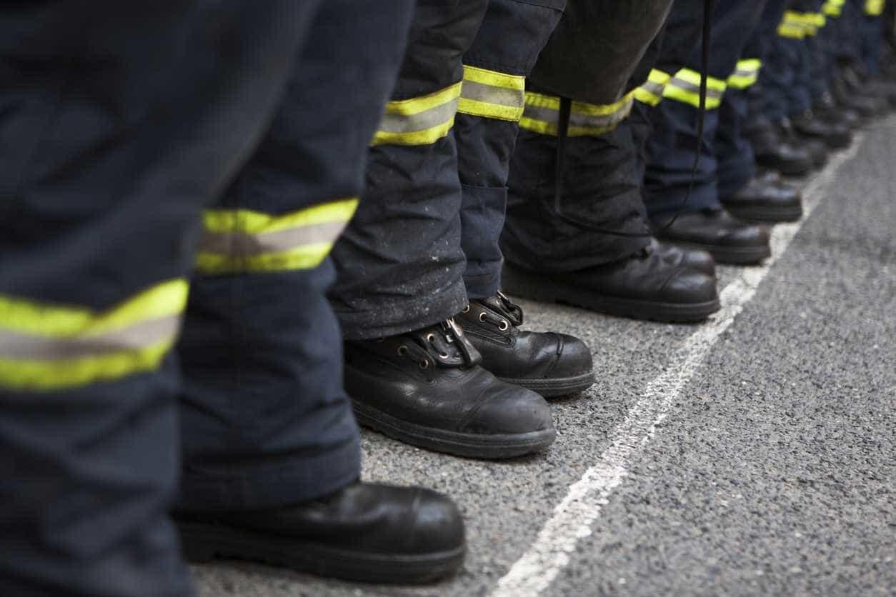 Incêndio numa habitação provoca cinco feridos no Pinhal Novo