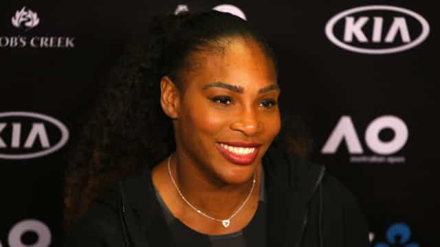 Fãs acreditam que Serena Williams revelou o sexo do bebé de Meghan Markle
