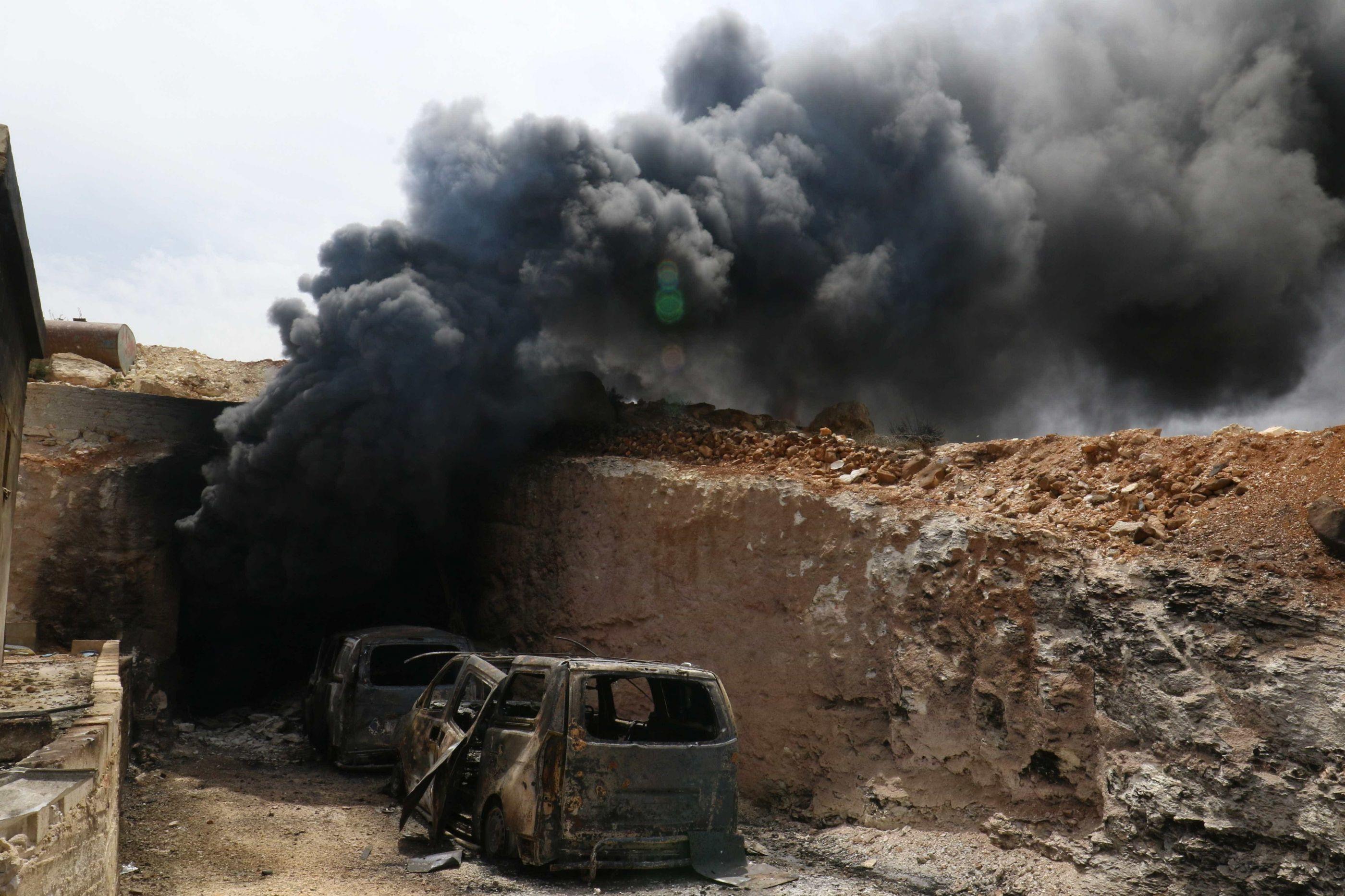 Ataques jihadistas fazem 33 mortos nas forças do regime sírio