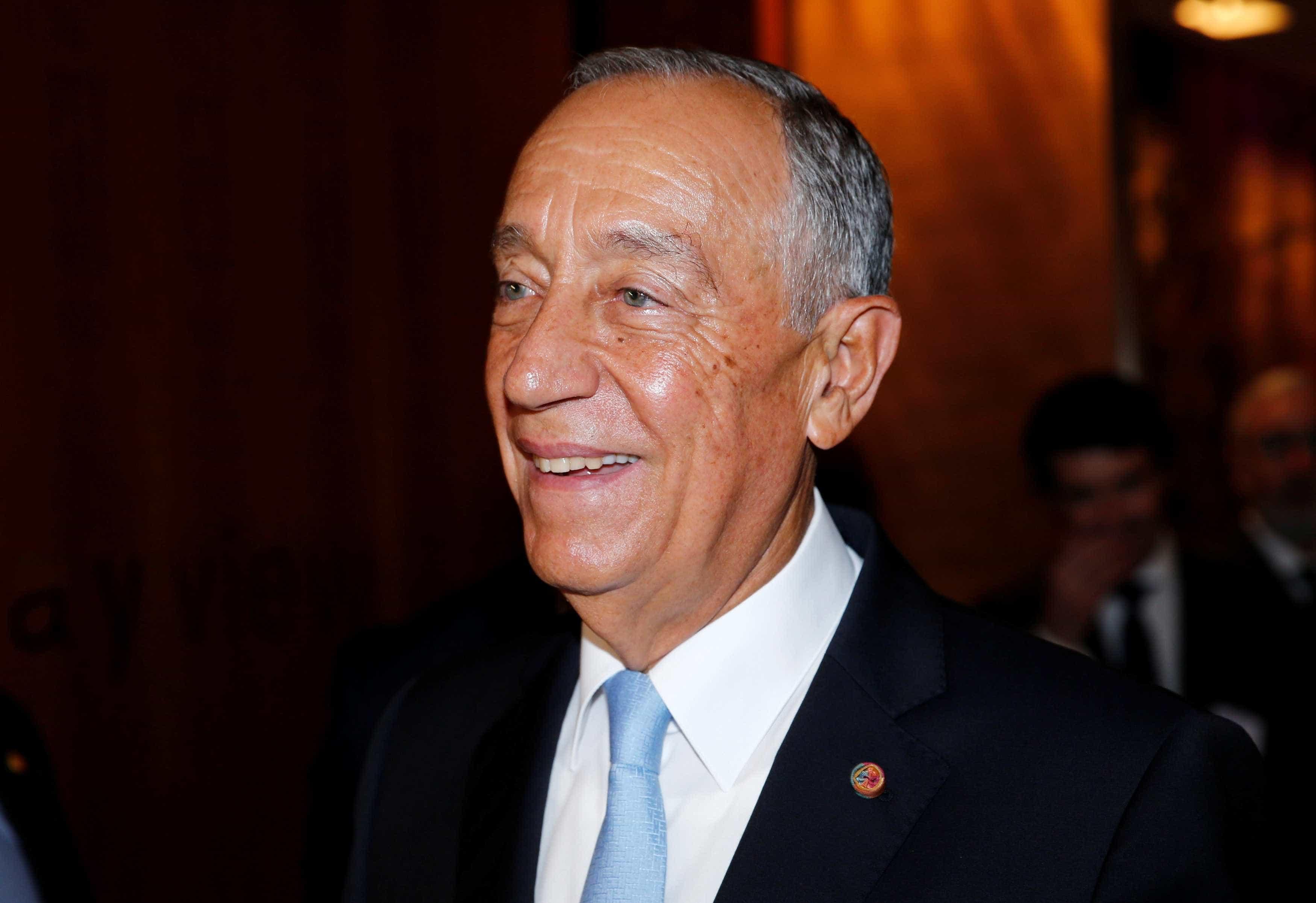 """Marcelo chegou à China e levou ambição de apelar """"ao investimento chinês"""""""