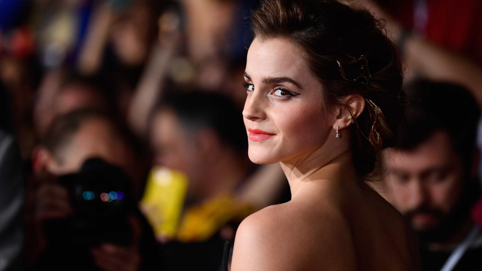 ff0785c9a2f50 Emma Watson surpreende fãs com mudança de visual