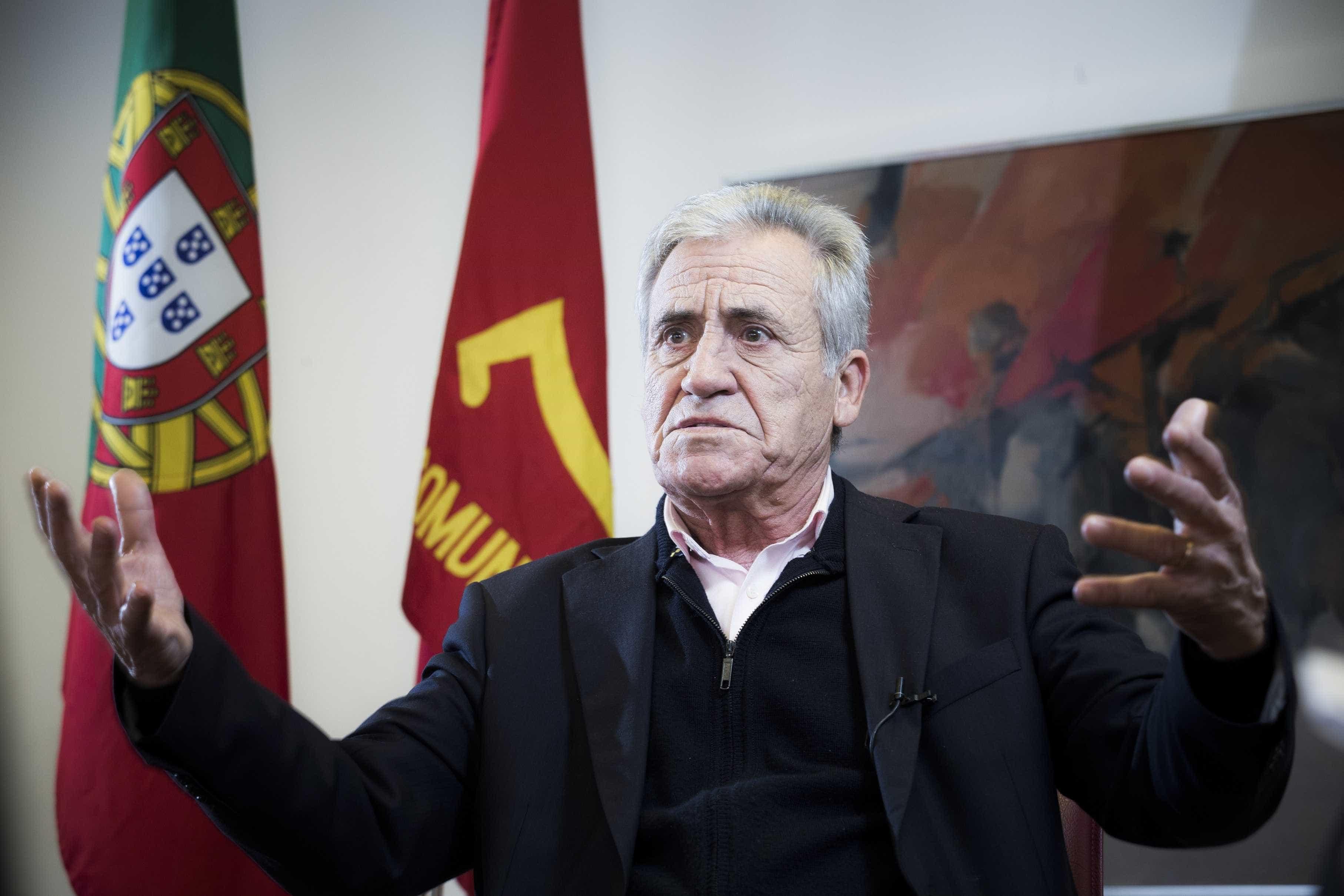 PCP pede audição urgente da ERC sobre entrevista de Mário Machado na TVI