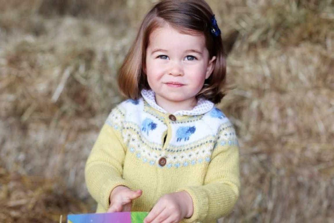 Princesa Charlotte é igual a sobrinha da princesa Diana. Eis a 'prova'