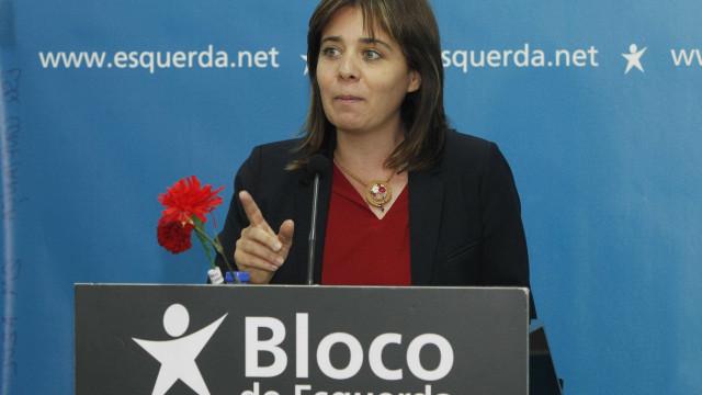 Catarina Martins congratula-se com 48 ME para baixar propinas