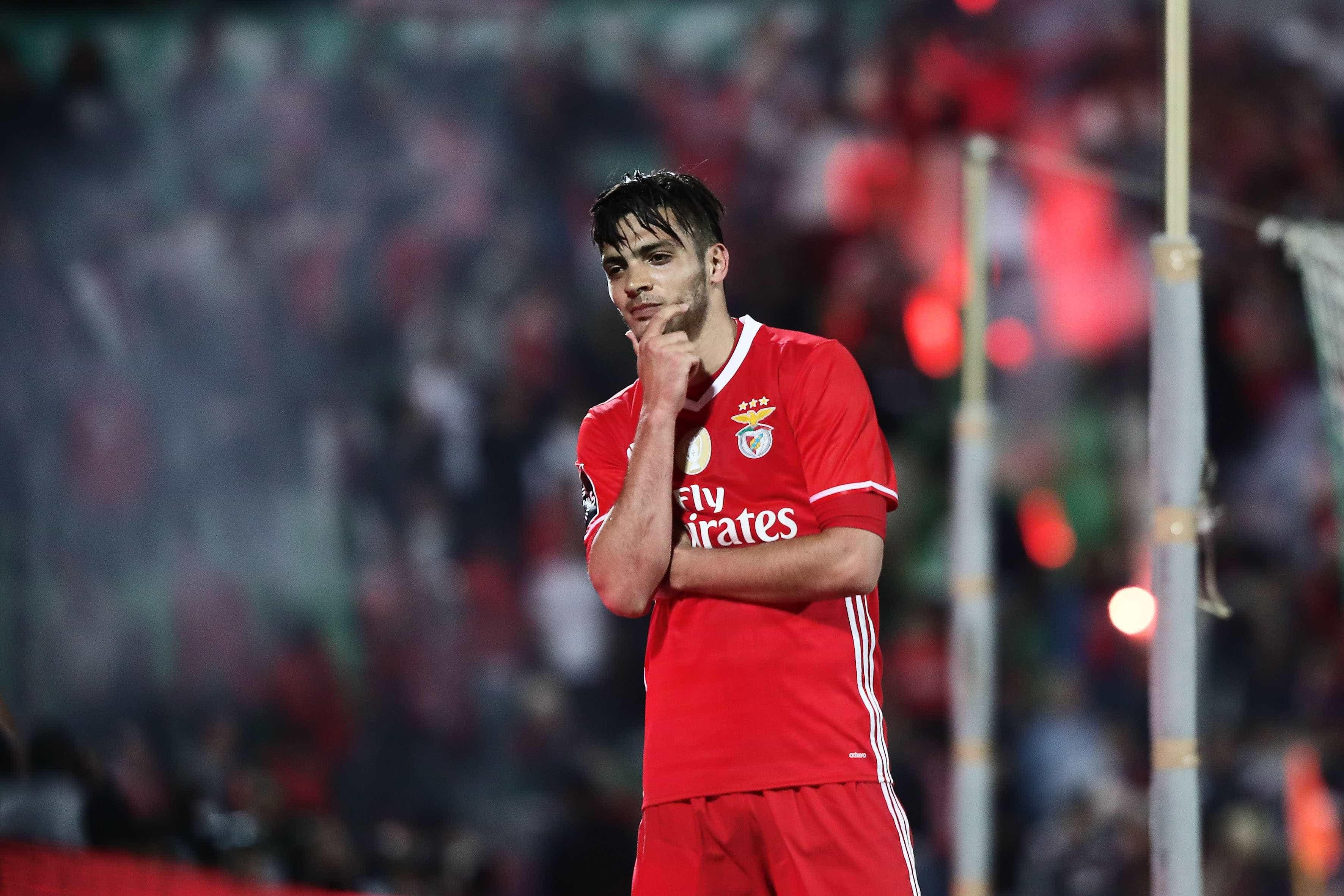 """Jiménez deixa mensagem emocionada ao Benfica e despede-se com """"até logo"""""""