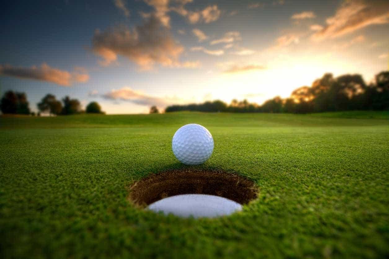 Golfista Melo Gouveia vai doar dinheiro por cada birdie e eagle efetuados