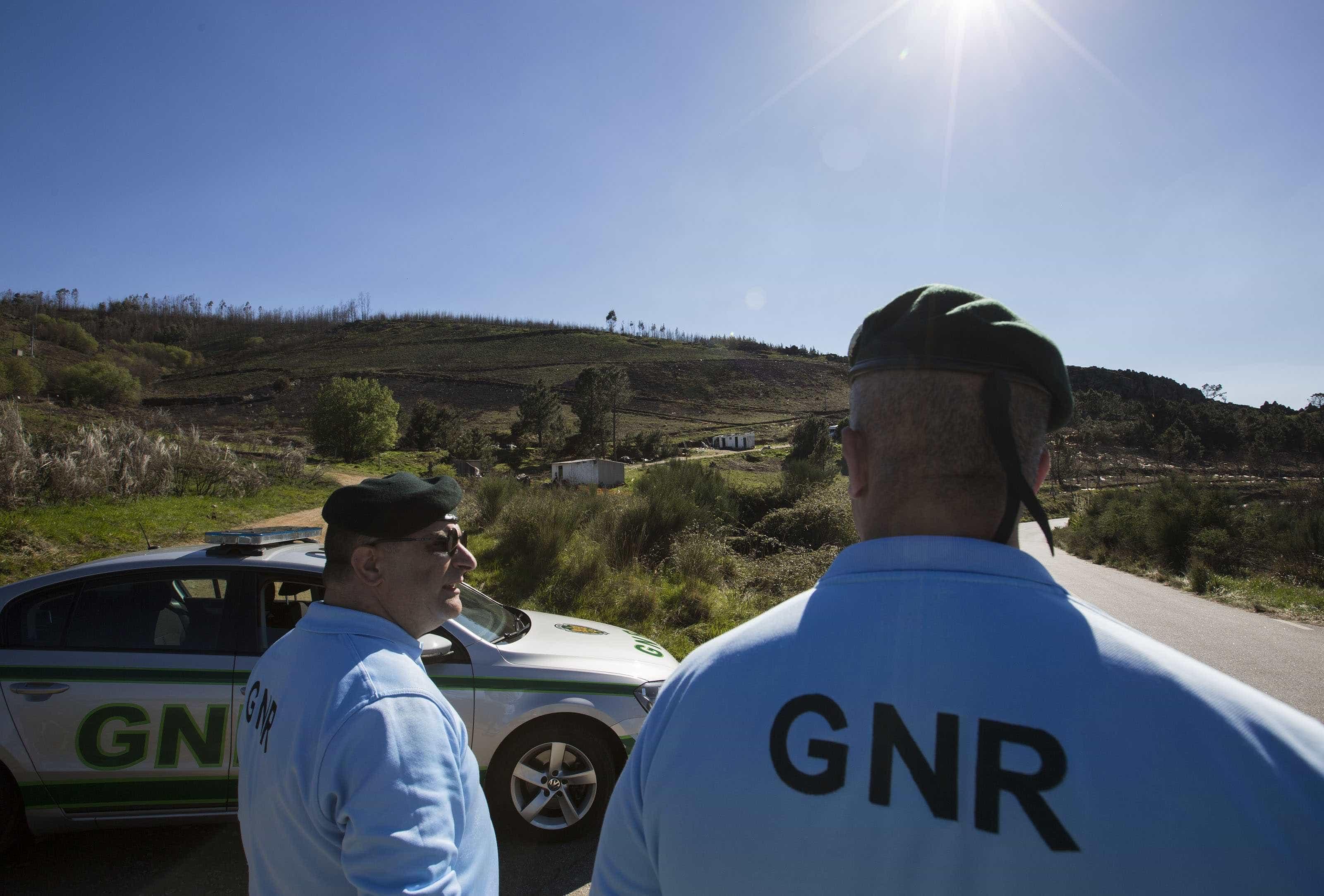 Mais de 170 detidos em flagrante pela GNR no fim de semana