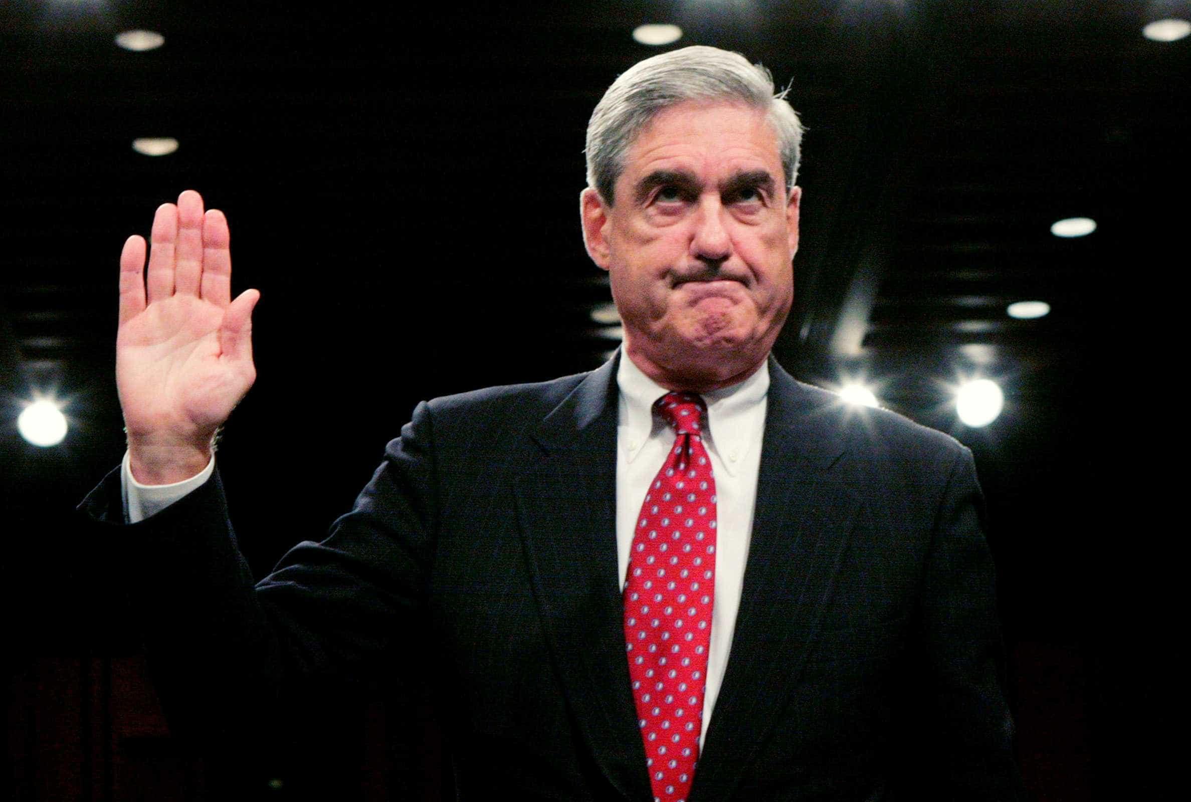 """Mueller não descobriu """"conspiração"""" entre Trump e a Rússia"""