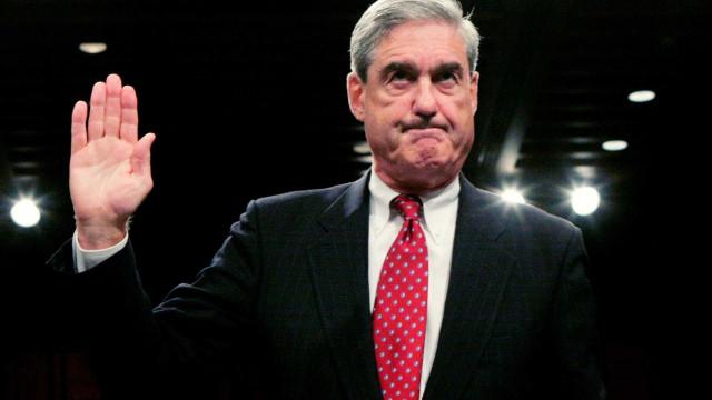 """Mueller """"não descobriu"""" conspiração entre Trump e a Rússia"""