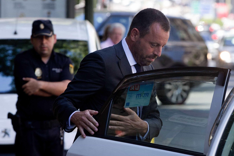 Ex-presidente do Barcelona é recordista de prisão preventiva em Espanha