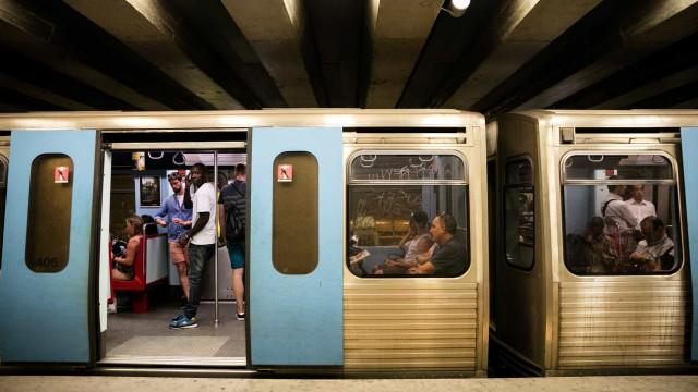Sobreaquecimento na travagem interrompeu circulação no metro de Lisboa