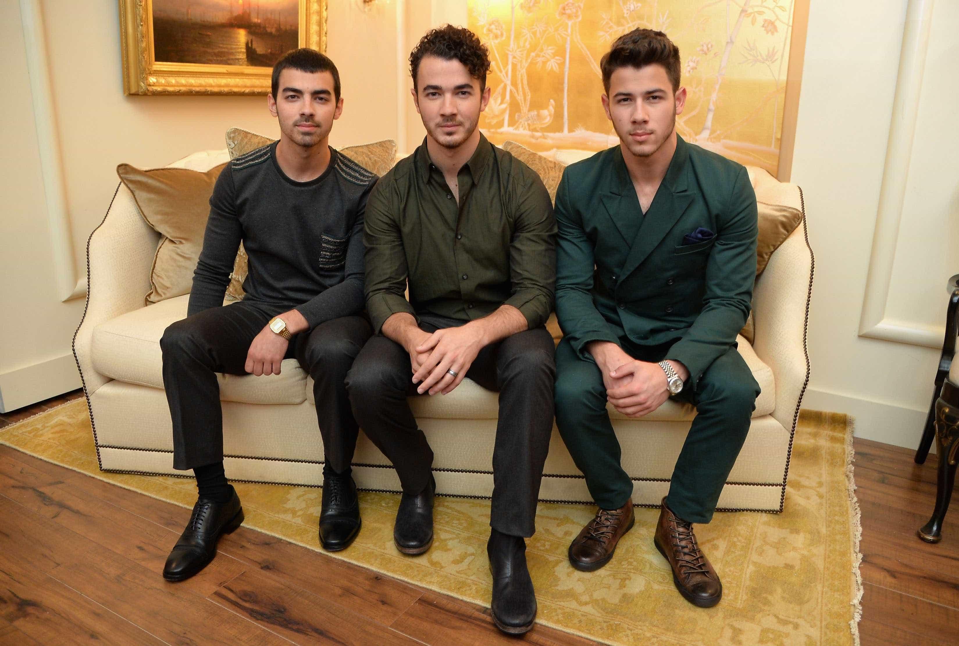 Fãs dos Jonas Brothers, vem aí um documentário sobre a banda