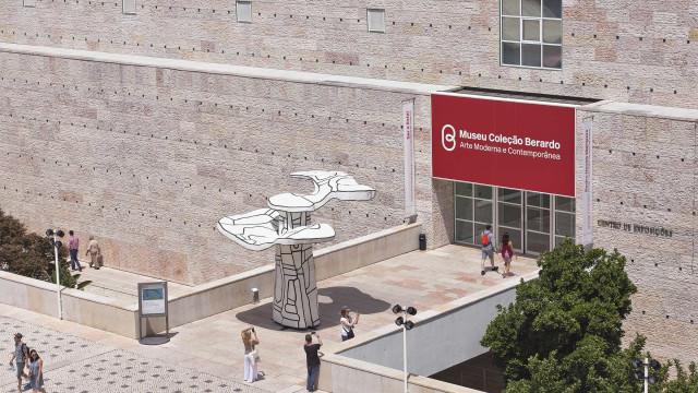 Museu Berardo vai oferecer espumante e pastéis de nata aos apaixonados