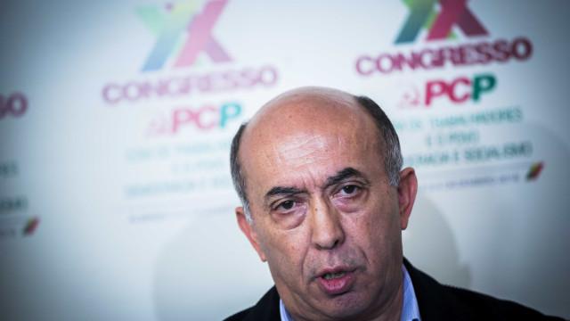 """PCP quer """"apurar responsabilidades pessoais e políticas"""" na gestão da CGD"""
