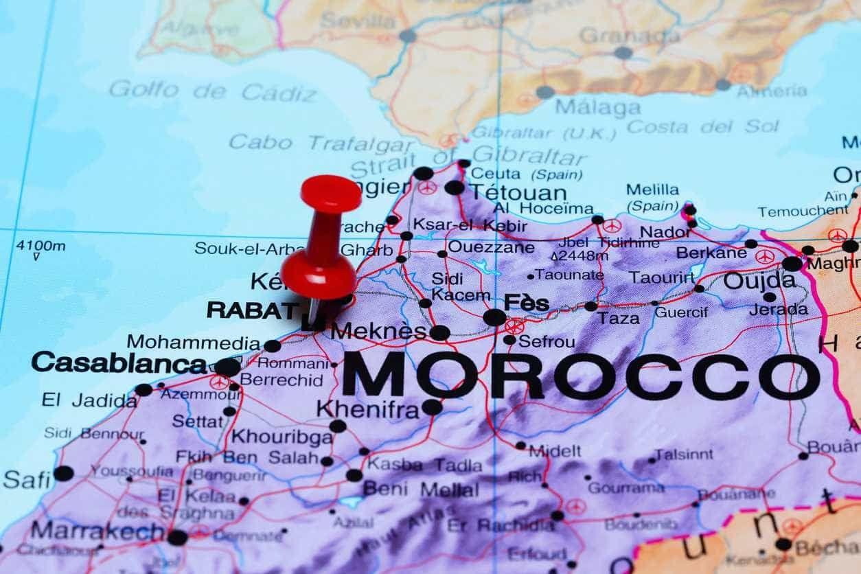 Duas turistas nórdicas encontradas mortas em Marrocos