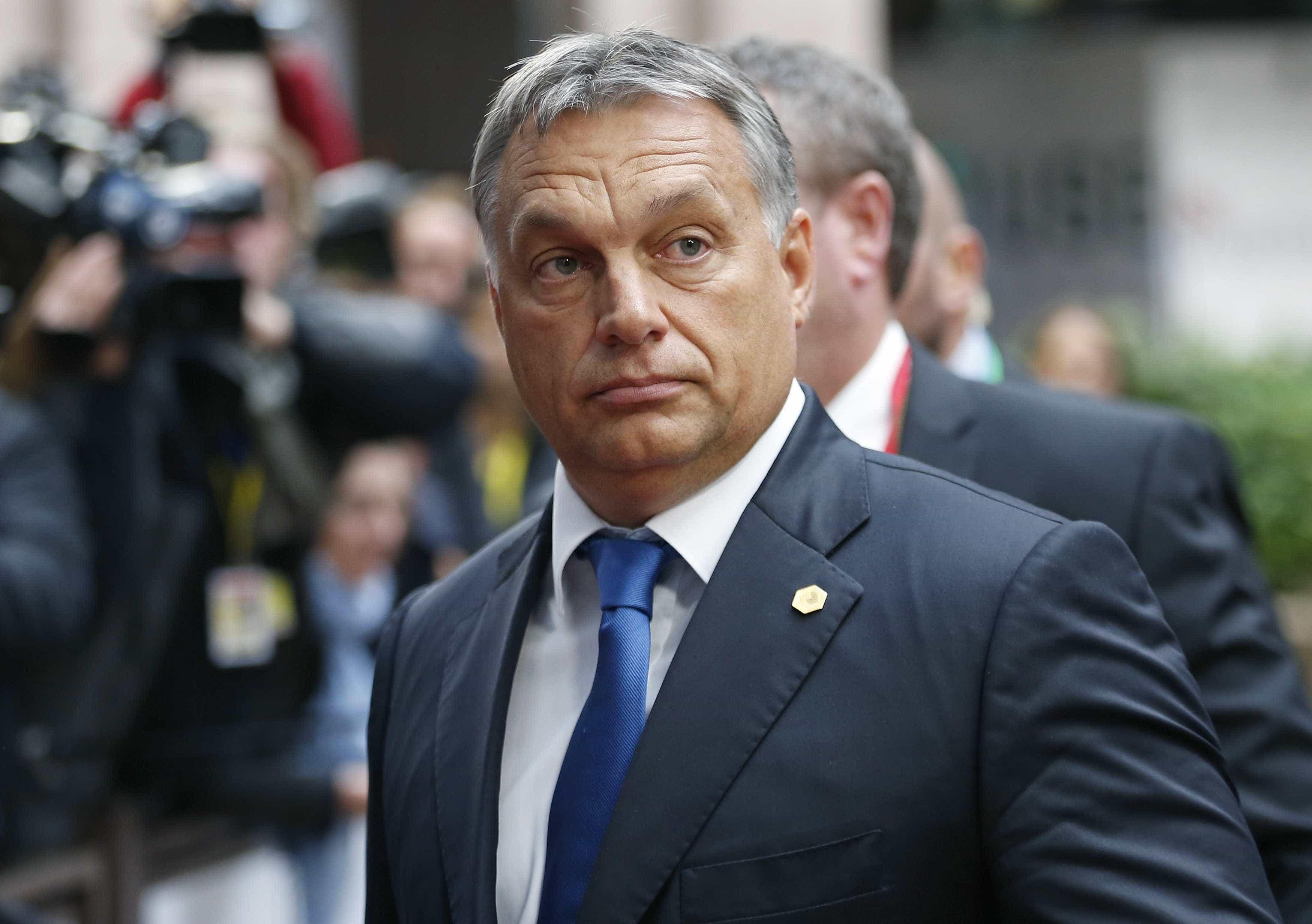 PSD e CDS consideram adequada a suspensão de partido húngaro do PPE