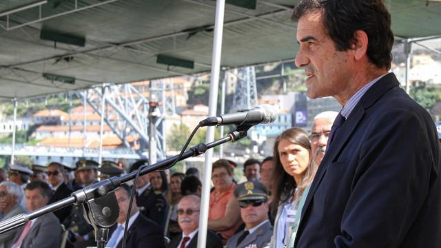 Presidente da Câmara do Porto diz que PS não quer discutir regionalização