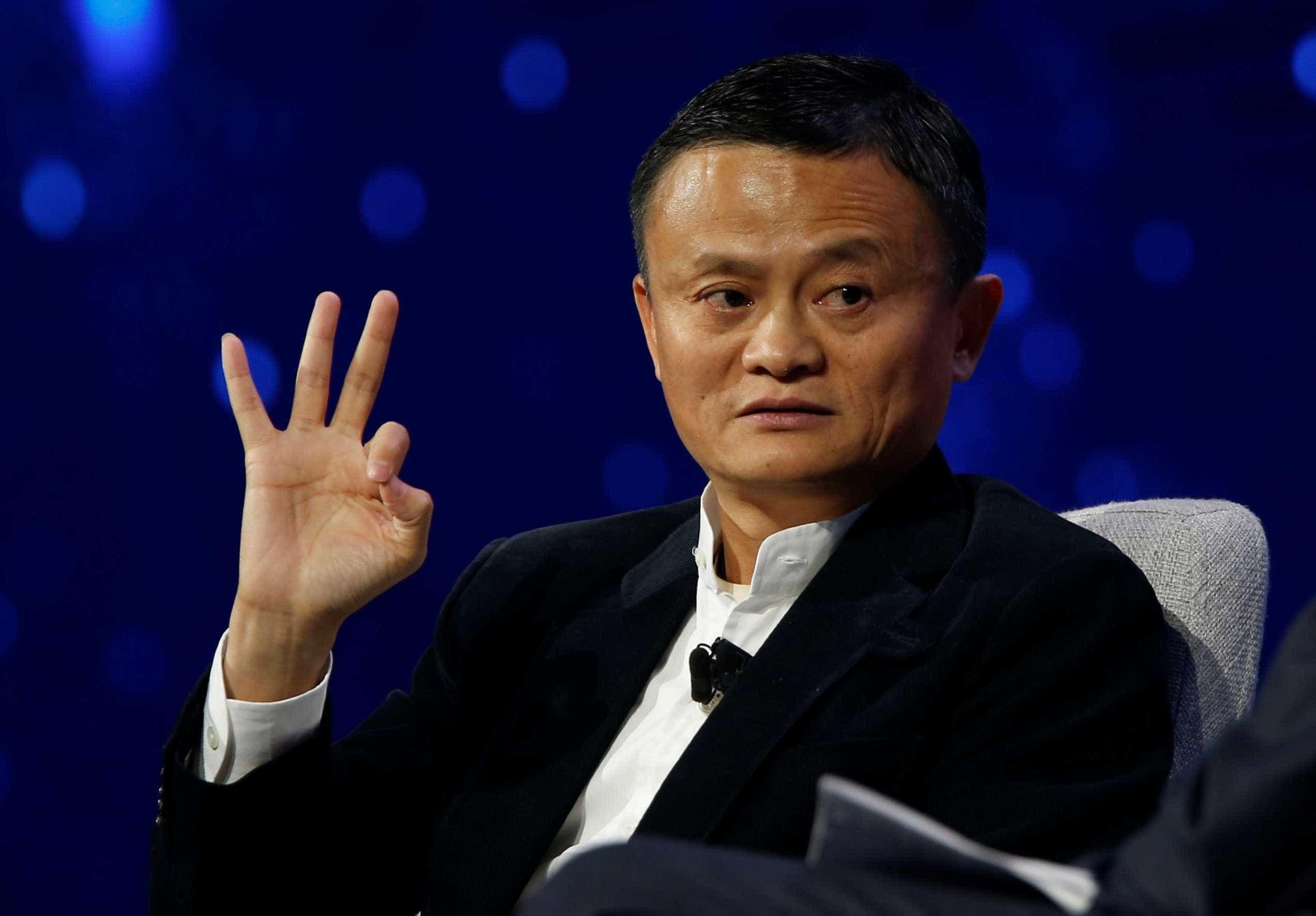 Milionário fundador da Alibaba de saída para se dedicar à filantropia