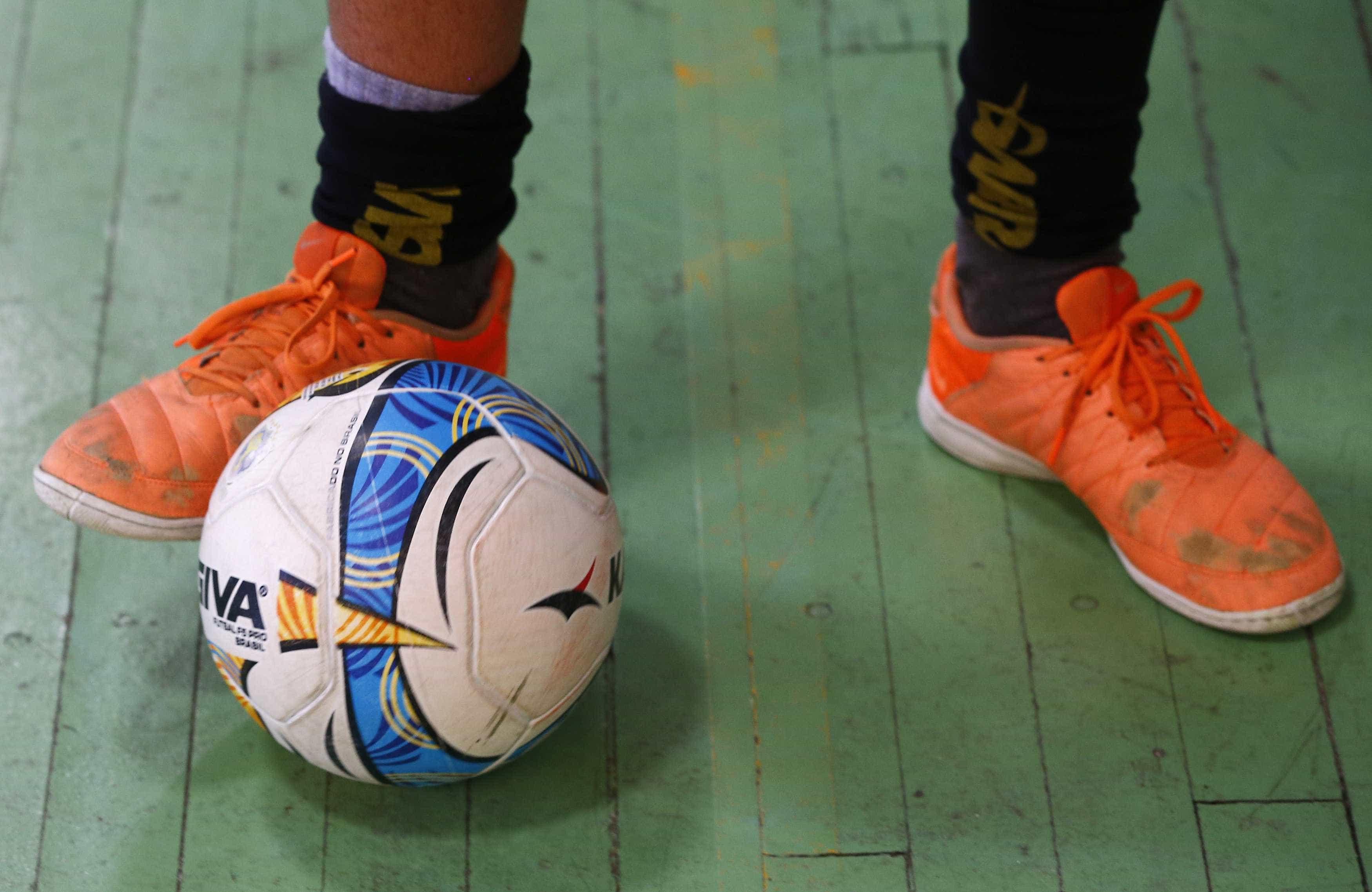 Tribunal condena jogador de futsal por agressão a árbitro
