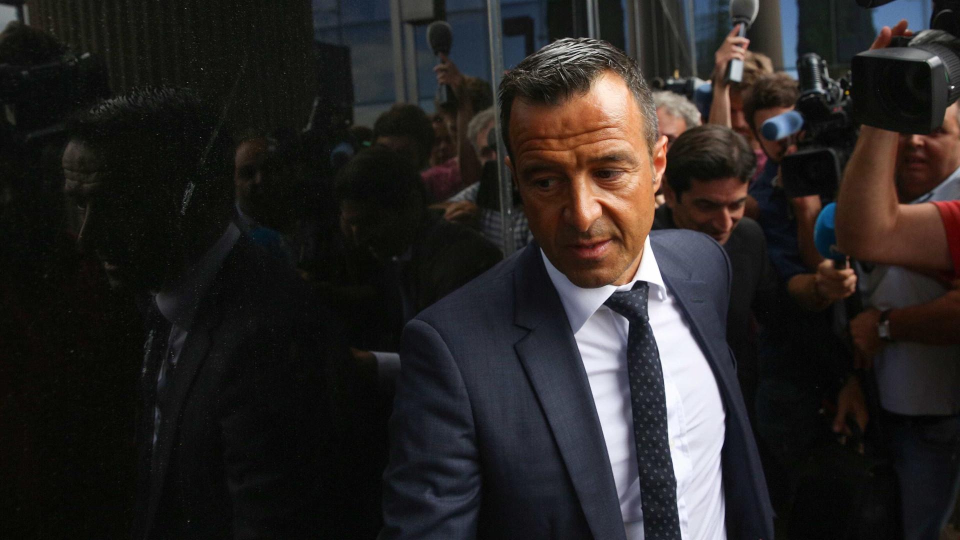 aeeff99bb Jorge Mendes não confirma CR7 na Juventus mas... também não desmente