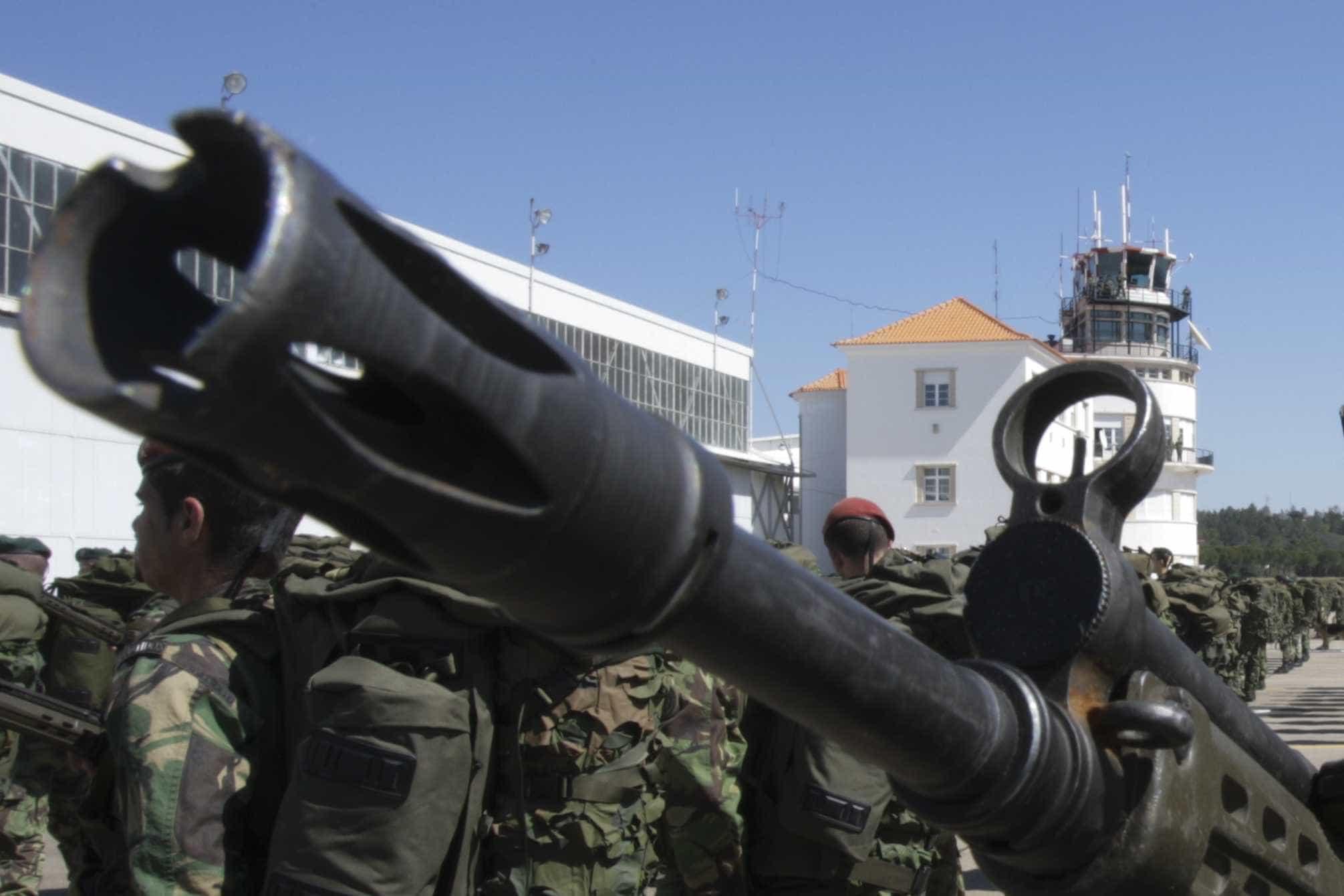 Portugal lidera missão internacional que já treinou 3.700 militares