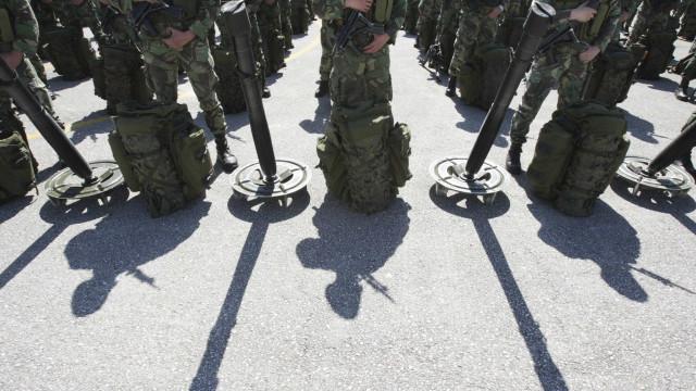 Lista enviada ao parlamento confirma granadas e explosivos em falta