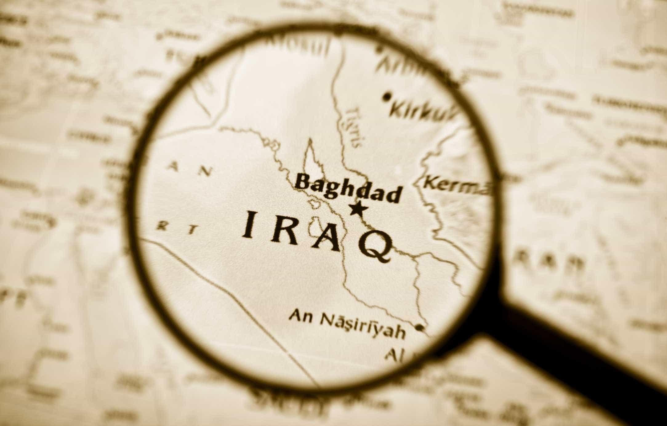 Disparado rocket sobre zona da embaixada dos Estados Unidos no Iraque