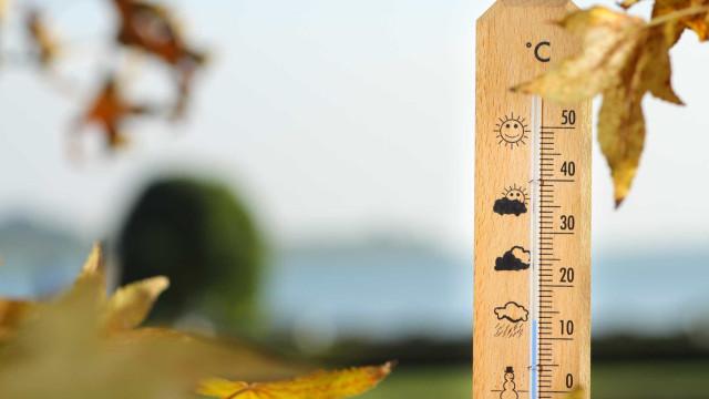 Temperaturas descem hoje. Como manter a casa quente sem aumentar a fatura