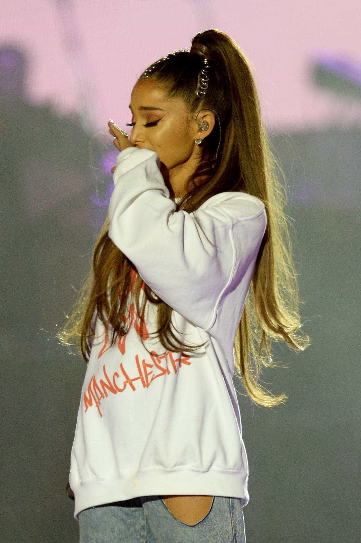 Ariana Grande mostra imagens do seu cérebro após atentado em Manchester