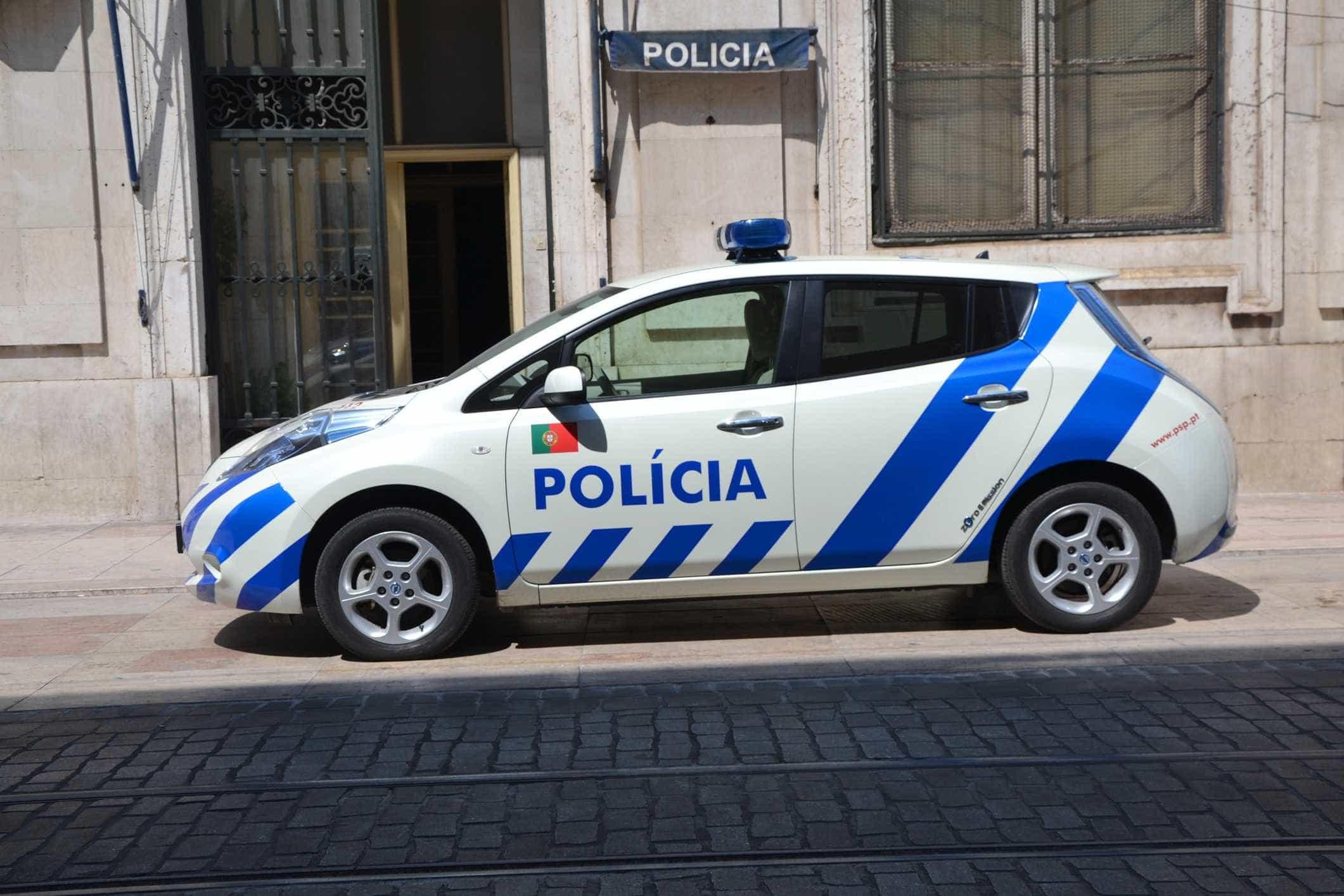 Até domingo, a PSP em Lisboa vai estar atenta ao excesso de velocidade