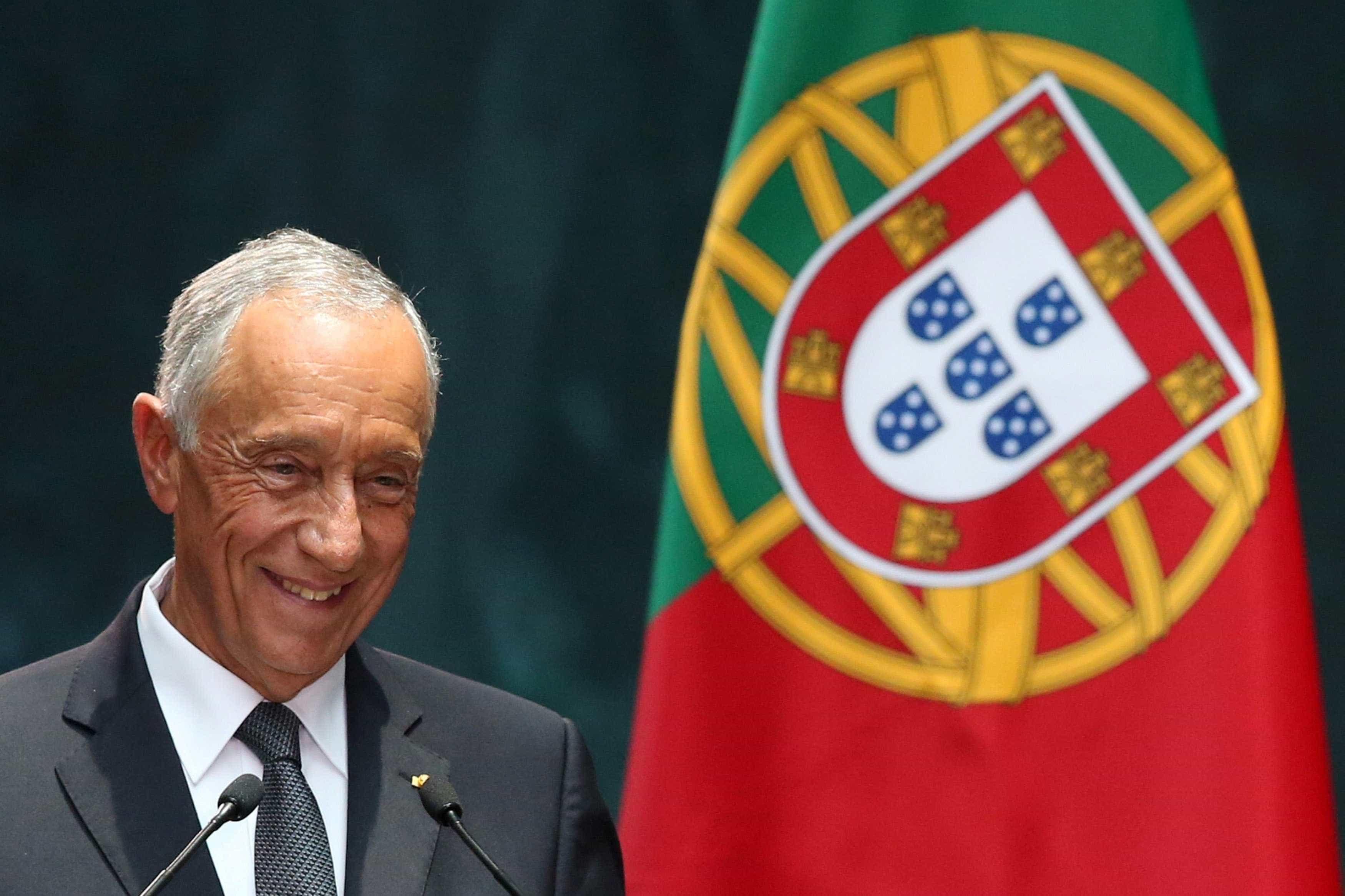 Marcelo recebeu diretor nacional da PSP em Belém