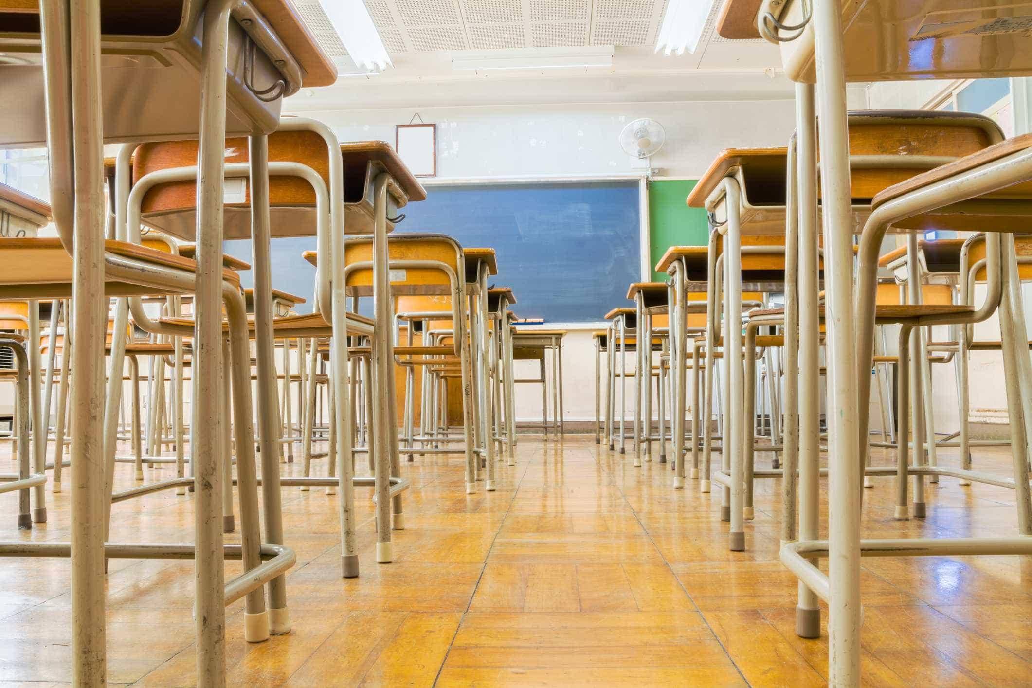 Dezenas de escolas fechadas devido à greve dos trabalhadores não docentes