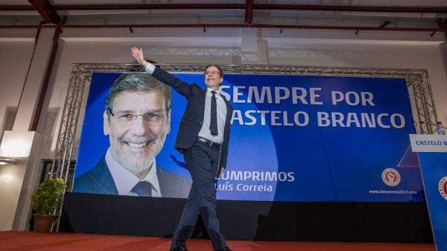 Presidente da Câmara de Castelo Branco diz-se vítima de ataque pessoal