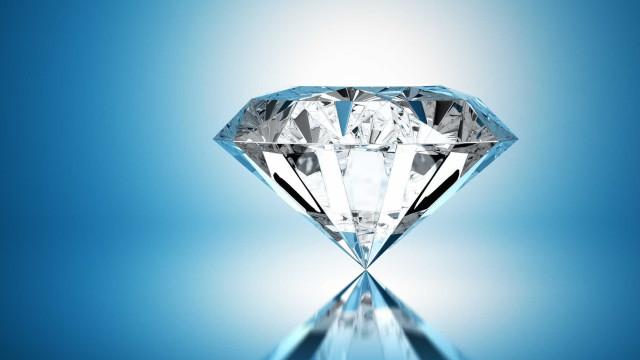 Descoberto diamante com 128 quilates em mina angolana
