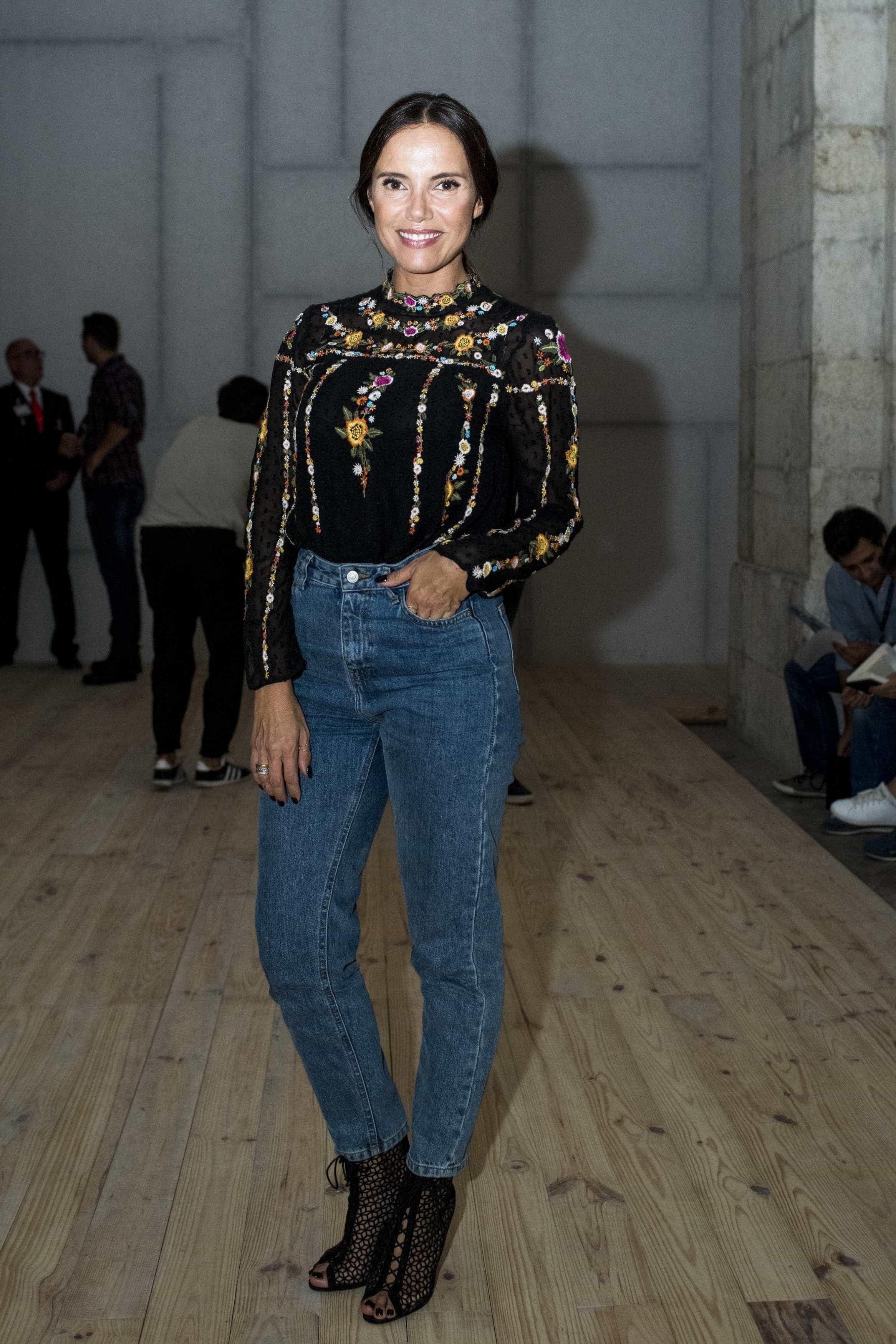 Iva Domingues marca presença na Semana de Moda de Los Angeles