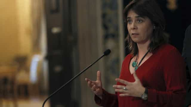 Catarina Martins intervém em Madrid na Universidade de Outono do Podemos