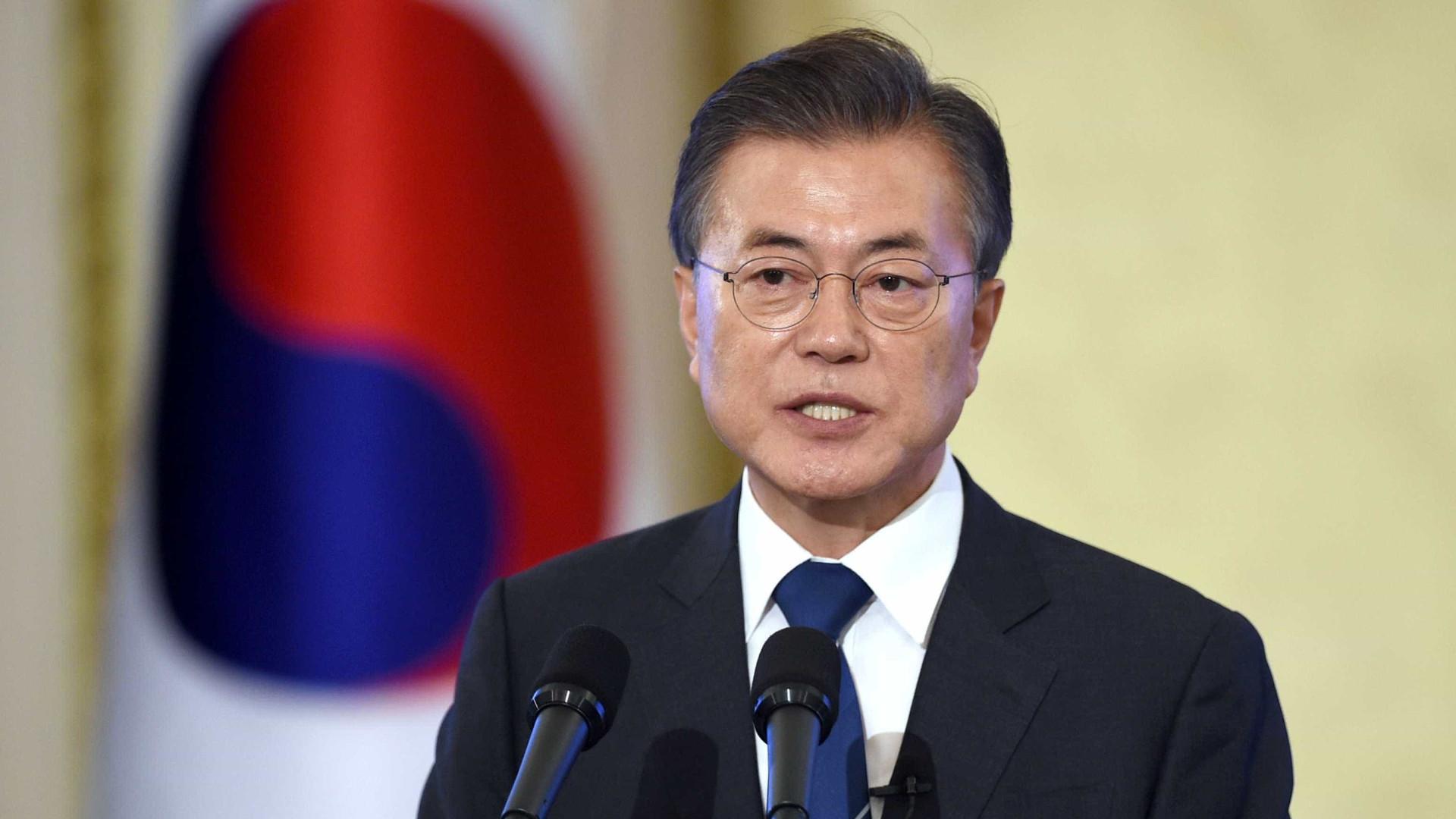 Coreia do Sul pede aos EUA para retomarem negociações com Coreia do Norte