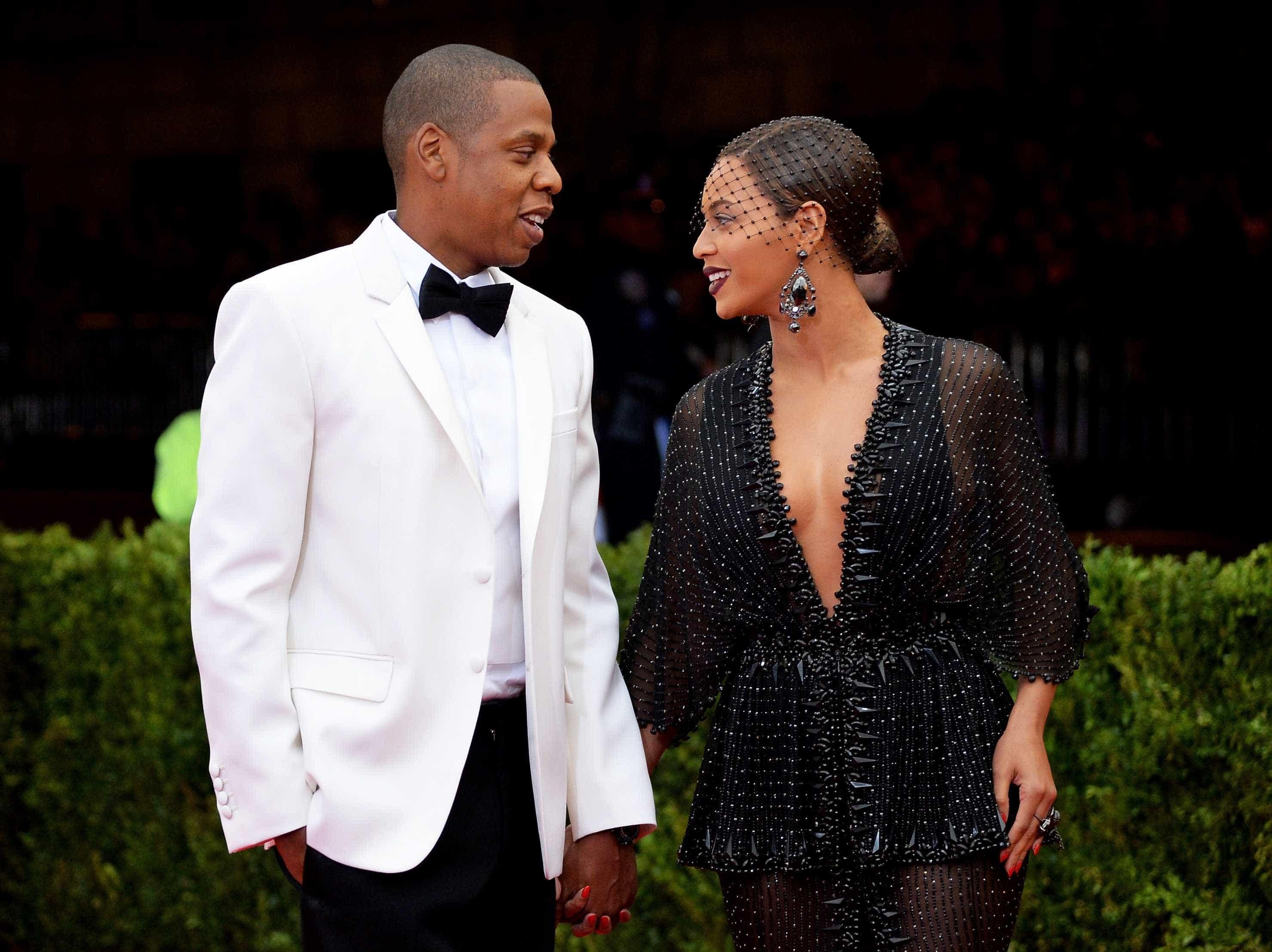 Beyoncé e Jay-Z celebram aniversário de casamento com 'escapadinha'