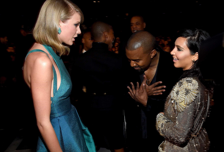 Taylor Swift recorda época em que foi alvo de bullying de Kim Kardashian