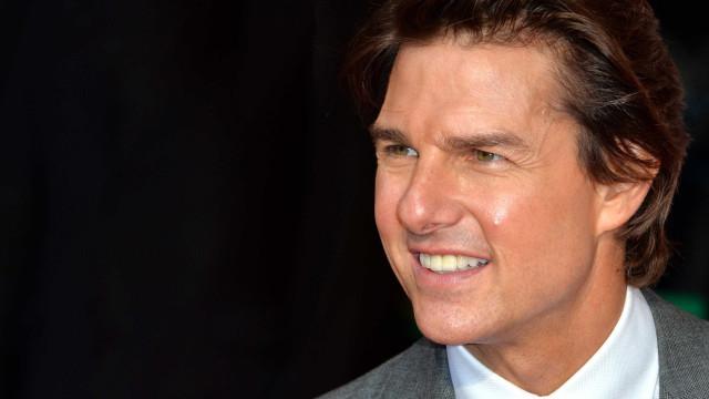 Tom Cruise não vê a filha por causa da sua religião