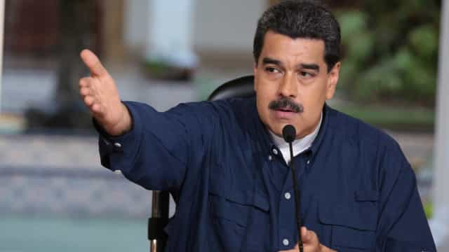 Maduro anuncia acordo com Cruz Vermelha para ajuda humanitária no país