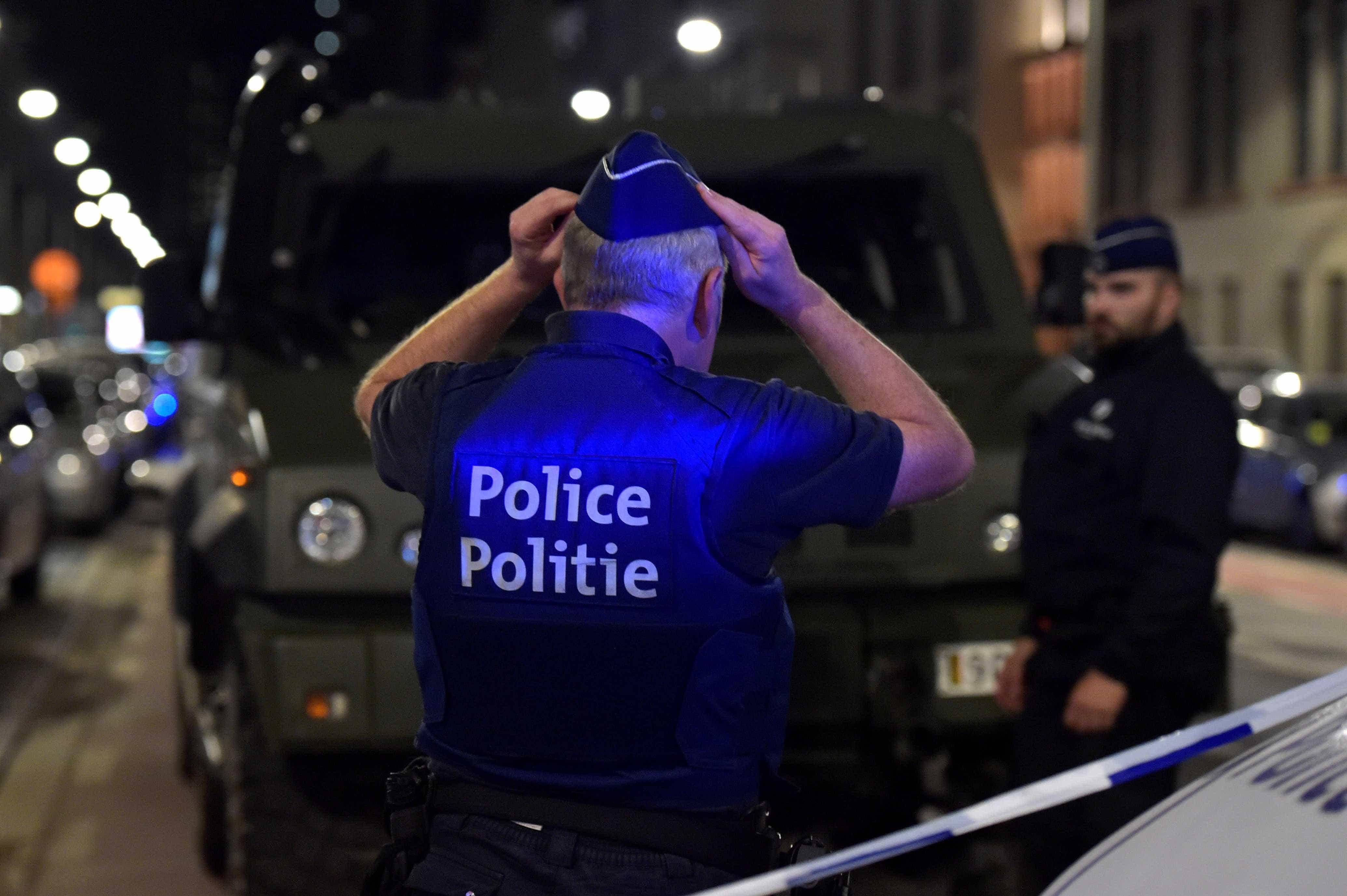 Bélgica analisa redução do nível de alerta terrorista em vigor desde 2015