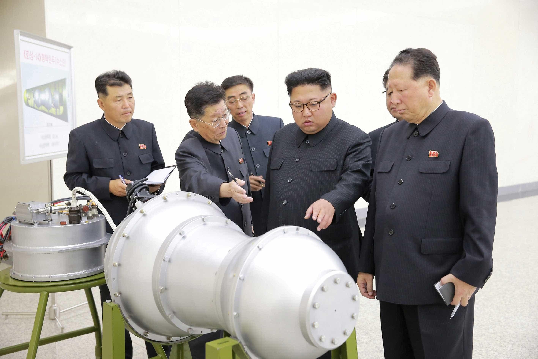 Estados Unidos detetam atividade em complexo nuclear norte-coreano